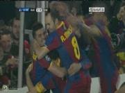 Barcelone 3-0 Shakhtar Donetsk   But Pique 53e
