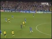 Commentateur espagnol but Iniesta 92ième Chelsea-Barca