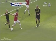 Arsenal 1-0 Liverpool | but van Persie 90e+8