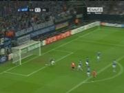 Schalke 0-2 Manchester | But Rooney 69e