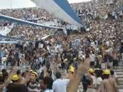 Ambiance de feu, supporters en Argentine !