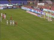 Lazio 0-2 AS roma ( goal Mirko Vucinic 87e )