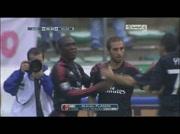 Bari 2 - 3 Milan Ac ( Goal Flamini )