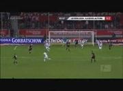 But fantastique de Sidney Sam (Leverkusen)