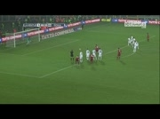 Juventus 1-1 As Roma ( goal Totti 45e pénalty )