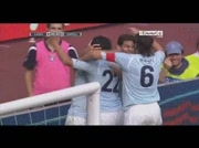 Lazio 2-0 Naples ( goal S. Floccari 61e ) 14/11/2010