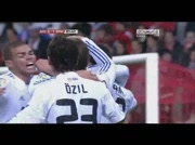 Sporting Gijon 0 - 1Real Madrid (goal Higuain 82e )
