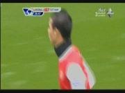 But Chamakh Arsenal 2-0 Tottenham