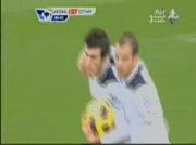 Arsenal 2-1 Tottenham Goal gareth Bale