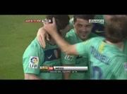 But de Messi Almeria 0 - 6 Barcelone
