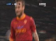 Roma 2-2 Bayern | But de De Rossi