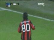 Auxerre 0-2 Milan ac | But Ronaldinho