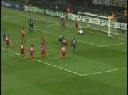 Inter 1-0 Twente   But cambiasso