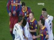 Ronaldo pousse Guardiola