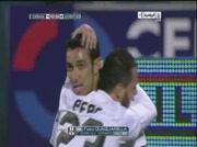 Catania 1-2 Juventus | But de Quagliarella 44e