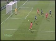 Ciseau retourne Lyon vs Tel Aviv