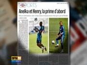 Anelka et Henry ne renoncent pas a la prime