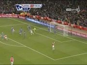 Arsenal 1-0 Chelsea   But Song 44e