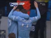 Manchester City 1-0 Blackpool | But Johnson 34e