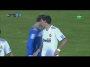 Getafe 0-1 Real Madrid | But Cristiano Ronaldo 12e (pen)
