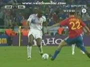 France Espagne 3-1 8ième finale coupe du monde 2006