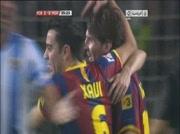 Barcelone 3-0 Malaga | But Pedro 36e