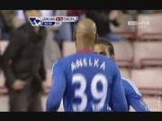 Sunderland 2-4 Chelsea | But Anelka 90e+3