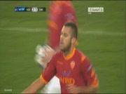 Rome 2-3 Shakhtar | But Menez 61e
