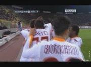 Bologne 0-1 AS Rome | De Rossi 45e