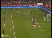 Arsenal 2-0 Leyton   but Bendtner 30e