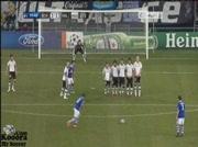 Schalke 1-1 Valence | But Farfan 40e