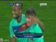 Shakhtar 0-1 Barcelone  But Messi 43e
