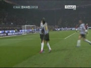 Milan AC 0-2  Juventus ( But d'Alessandro Del Piero )