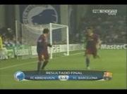 FC Copenhague - FC Barcelone : 1-1 le 02/11/2010
