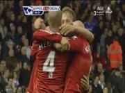 Liverpool 2 - 0 Chelsea ( Goal Torres 44e )