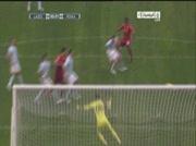 Lazio 0 - 2 Roma ( goal Marco Borriello 51e )
