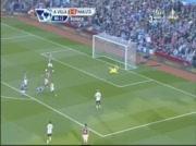 Aston Villa 2-2 Manchester united ( Macheda 81e )
