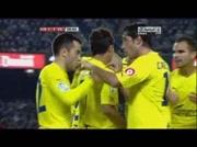 Barcelone Villareal 3-1 ( goal Nilmar ) 13-11-2010