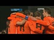 Pays bas 1 - 0 Turquie ( goal Huntelaar 52e )