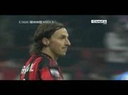 AC Milan 3-0 Brescia | But de Ibrahimovic 30e