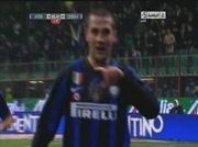 Inter Milan 3-2 Cesena | But Chivu 45e