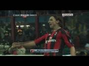 Milan AC 2-0 Cesena | But Ibrahimovic 90e+2
