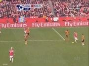 Arsenal 1-0 Wolver | But van Persie 16e